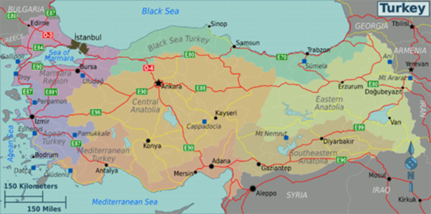 TURKEYMAP2VISITINGTURKEY